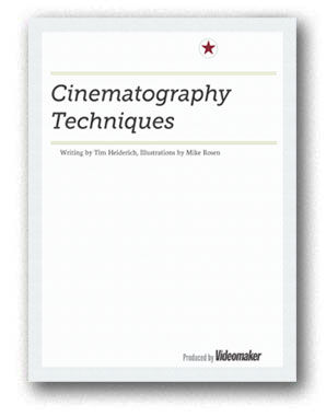 Cinematography Techniques: The Different Types of Shots in Film