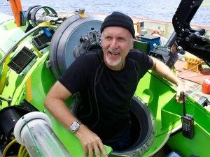 James Cameron's Voyage to the Ocean Floor