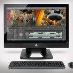 NAB 2012 Spotlight: HP Z1 - Workstation