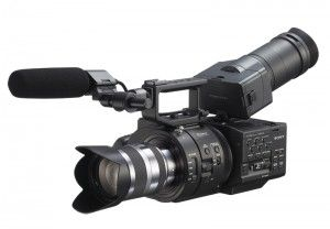 New NEX-FS700 Camera Gives You Sony's Super Slow Mo and More