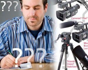 Five Tips on Directing DIY Tutorials