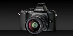Olympus Breaks Onto the Set with OM-D E-M5 Mirrorless Camera