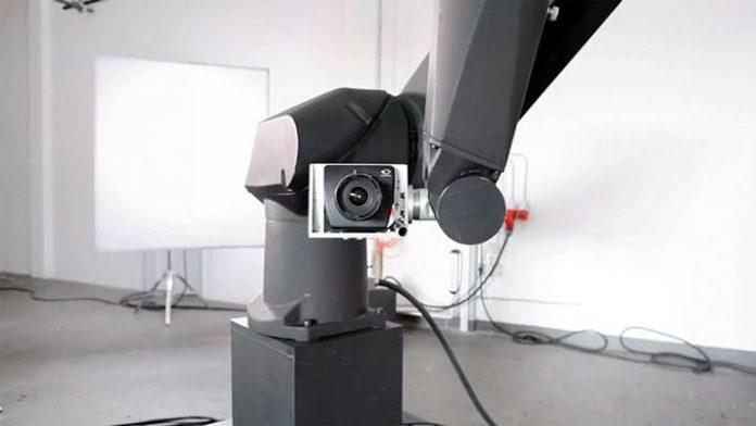 Meet Spike: The Robot Videographer (Video)