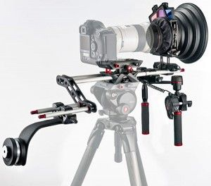 Pro Gear Highlight: Manfrotto Sympla