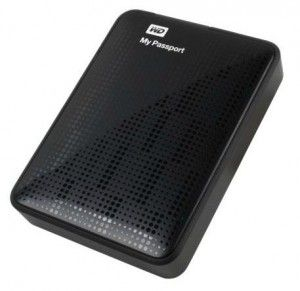 Mega-Capacity, Small Form, My Passport (2TB)