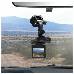Take a Ride with Hammacher Schlemmer's Roadtrip Video Recorder