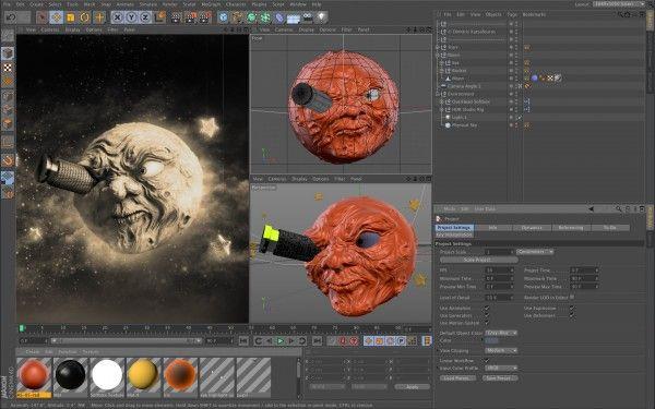 Maxon Releases Cinema 4D 14 Professional 3D Motion Graphics Application