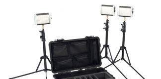 Litepanels New Croma Flight Kit