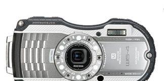 The Ricoh WG-4 GPS Rugged Camera