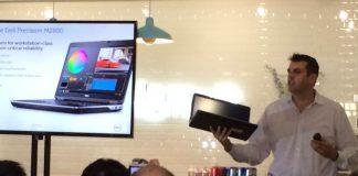 Dell announces a new portable workstation