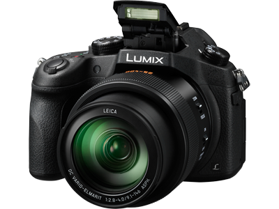 Photo of the Panasonic Lumix FZ1000K