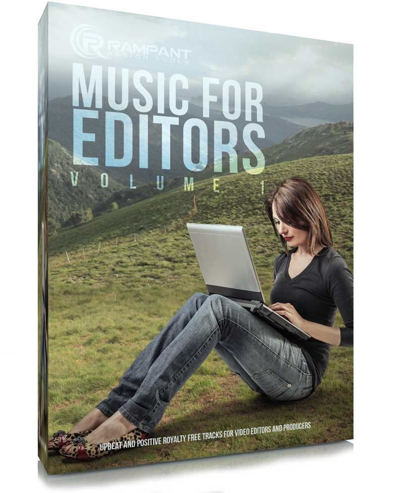 Rampant Design Tools Plays a New Tune with Music for Editors