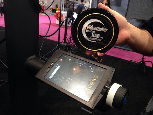 Follow Focus device and award