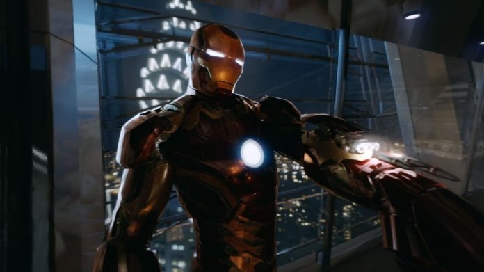 Samsung's VR Gear gives you a VR view of the Avengers: Age of Ultron