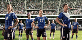 US Women's Soccer Team/photo credit Fox Sports