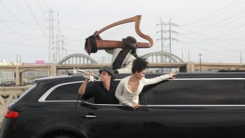 HOPSCOTCH, the first ever car opera, is set in Los Angeles