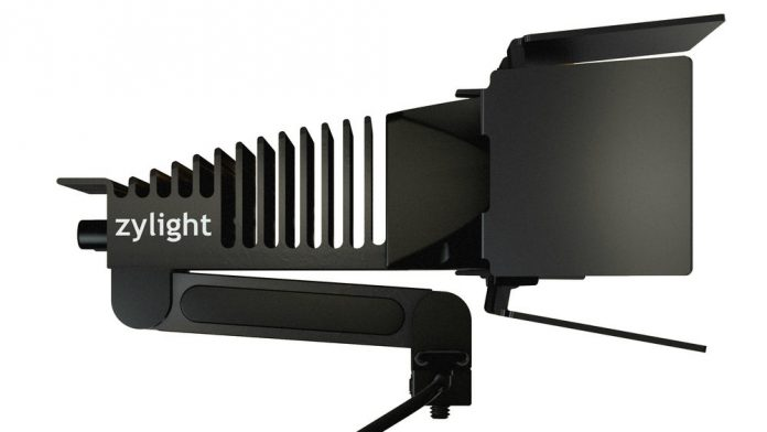 The Newz On-Camera Light