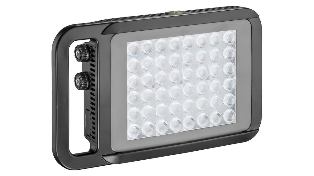 Manfrotto Announces Lykos Portable Led Light Videomaker