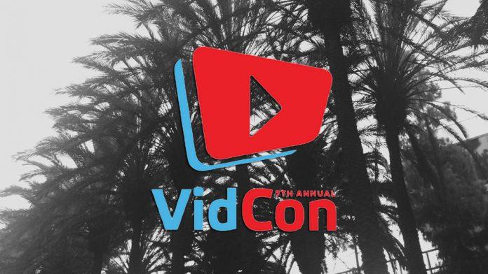 VidCon Logo