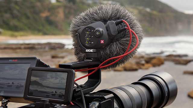 We're giving away a Røde Stereo VideoMic X