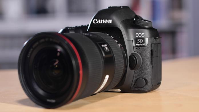 Canon 5D Mark IV C-Log Upgrade