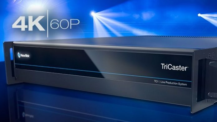 The TriCaster TC1
