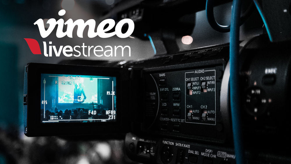 Vimeo Acquires Livestream — Takes aim YouTube and Facebook - Videomaker