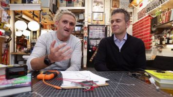 Robert Kyncl sits down with Casey Neistat and answers his questions