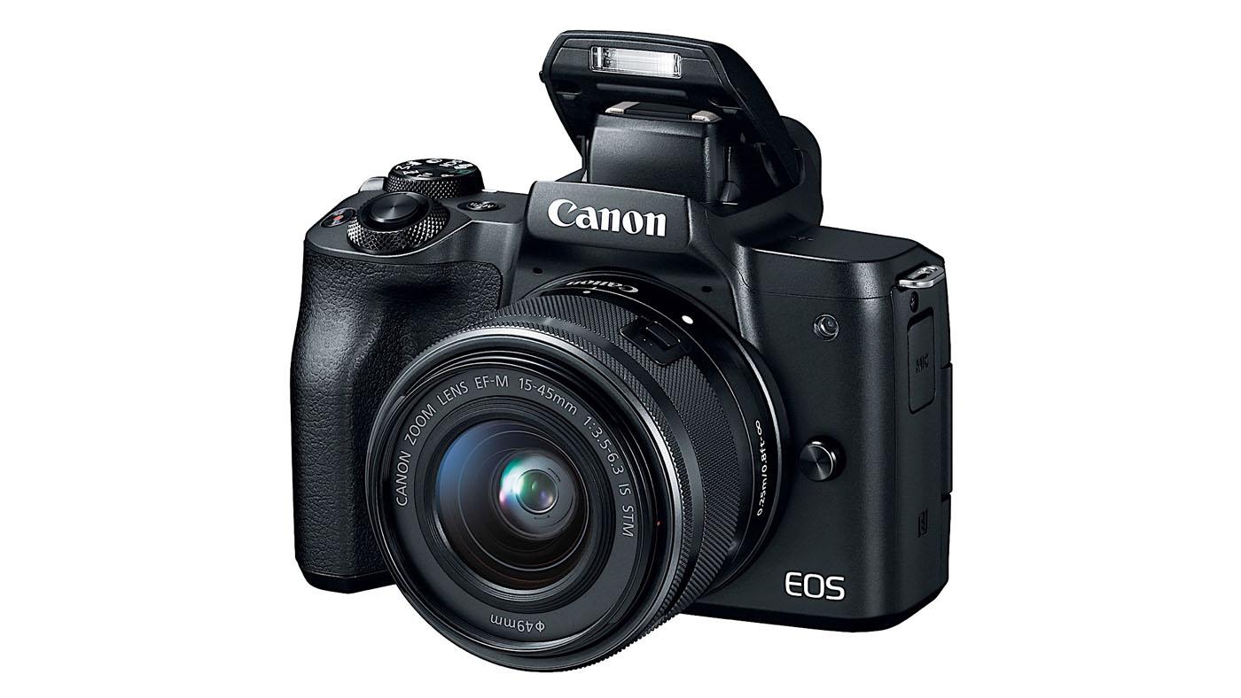 Canon Finally Made a 4K Mirrorless Camera: the EOS M50 - Videomaker