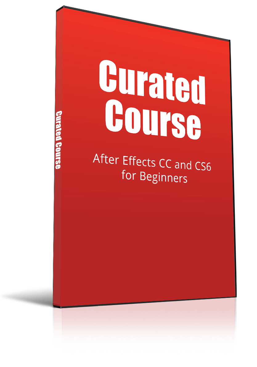 After Effects CC And CS6 For Beginners