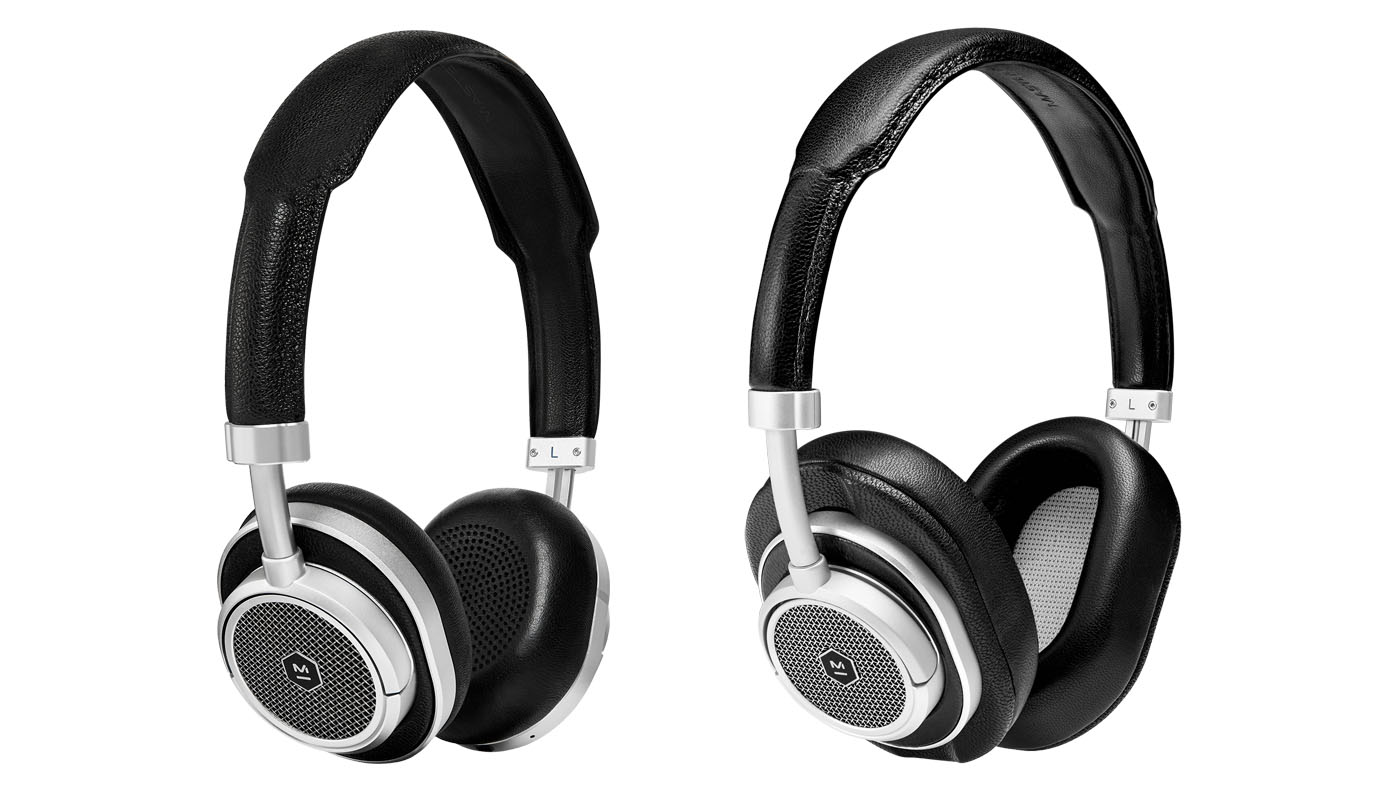 On-ear and over-ear MW50+ versions