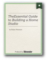 The Essential Guide to Building a Home Studio