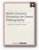Multi-Camera Shooting for Event Videography