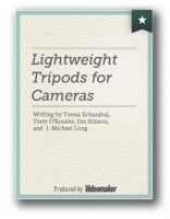 Best Types of Lightweight Tripods for Cameras